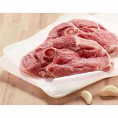 Gigot d'agneau*** en tranche avec os à griller