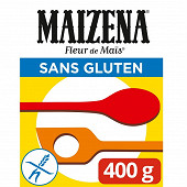 Maizena fleur de mais sans gluten 400 g