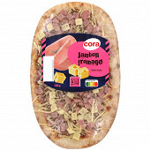 Cora pizza jambon fromage 180g