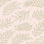 Serviettes x20 foliage tutu gold 33x33cm 3 plis