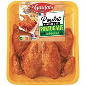 Le Gaulois poulet épicé à griller