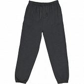 Pantalon molleton grande taille anthracite ANTHRACITE XXXXL