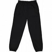 Pantalon molleton homme noir NOIR XL