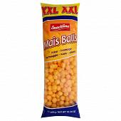 Snack XXL à base de maïs au goût de fromage salé 300 g