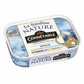 Connetable la sardine nature 1/5 95g