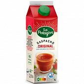 La Potagère gaspacho original tomates et légumes de france 1l