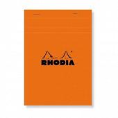 Rhodia - Bloc 14.8x21 cm petits carreaux 160 pages