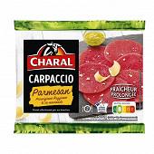 Carpaccio au parmesan et sa marinade 230g Charal