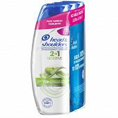 Head & Shoulder shampooing sensitive 2en1 3x270ml