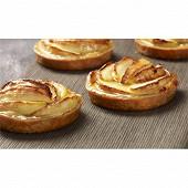 Tartelette aux pommes x2
