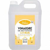 Vinaigre de nettoyage parfum Citron 5l