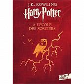 Roman jeunesse - Harry Potter Volume 1 Harry Potter à l'école des sorciers