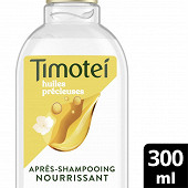 Timotei après-shampooing nourrissant argan 300ml