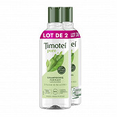 Timotei shampooing femme thé vert bio 2x300ml
