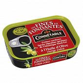 Connétable les fines et fondantes à l'huile d'olive 106g