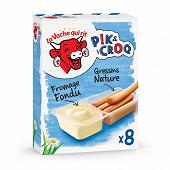 La vache qui rit pik & croq' 8 barquettes de 35 g - 280 g