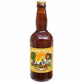 Bière aromatisée mirabelle 50cl 5.6%