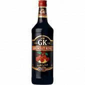 Cherry Rocher liqueur guignolet royal 1L 15%vol