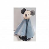 DISNEY - tonal mickey doudou bleu