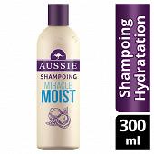 Aussie shampooing miracle moist 300 ml