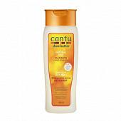 Cantu shampoing crème au beurre de karité sans sulfate 400ml