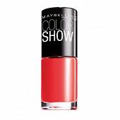 Colorshow vernis à ongles N°110 urban coral NU