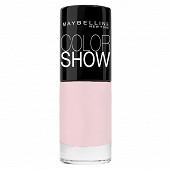 Gemey Maybelline vernis à ongles Colorshow N°70 ballerina NU