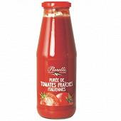 Florelli purée de tomates italiennes 700g