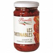 Florelli pasta et bruschetta confit de tomates séchées 190G