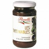 Florelli tapenade d'olives noires 190 g