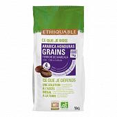 Ethiquable café grains Honduras bio 1kg