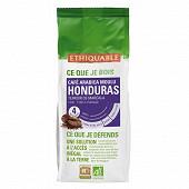 Ethiquable café moulu du Honduras bio 250g