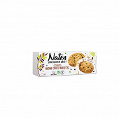 Naten Sans Gluten & Bio Cookies noisettes chocolat 120g