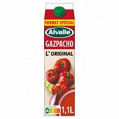 Alvalle gazpacho original 1.1l