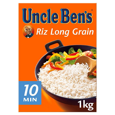 Uncle Ben's Uncle Ben's riz long grain vrac 10mn 1kg