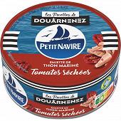 Petit Navire thon mariné aux tomates séchées 110g