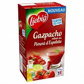 Liebig gazpacho piment d'espelette 1l