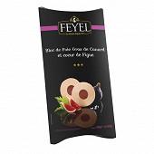 Feyel Bloc de foie gras de canard et coeur de figue 2x40g