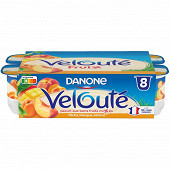 Velouté fruix fruits jaunes 8x125g