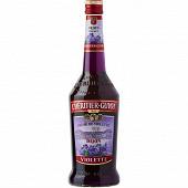 L'Héritier Guyot Crème de violette de Dijon 70cl 15%vol