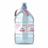 Evian 6l pet