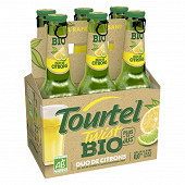 Tourtel twist bio duo de citrons 6x27.5cl Vol.0%