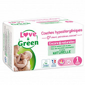 Love & green couches hypoallergeniques t1 x44