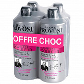 Franck Provost shampooing expert couleur 4x750ml