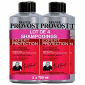F.provost shampooing expert protection 230d lot de 4x750ml