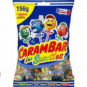 Carambar sucette family 156g