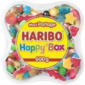 Haribo happy'box 600g
