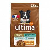 Ultima medium maxi light 7.5kg