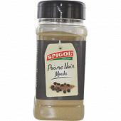 Spigol poivre noir moulu boite pet 230g