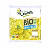 Les Crudettes salade laitue bio sachet 125g
